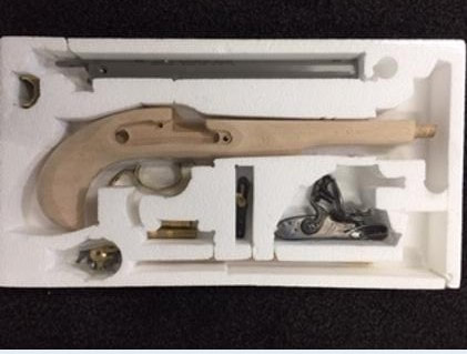 Traditions Muzzleloading Pistol Kits